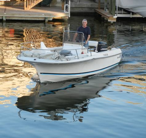 1984 Wellcraft V20 W Mercury 200 HP - $6000 (Padreisland)