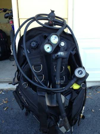 Scuba Diving Kit - $625 (McAllen , Tx)