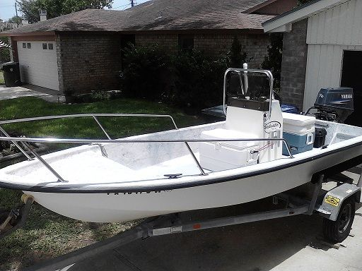 FINE FISHING VESSEL- MUST SELL QUICKLY  - $8500 (Port Aransas)