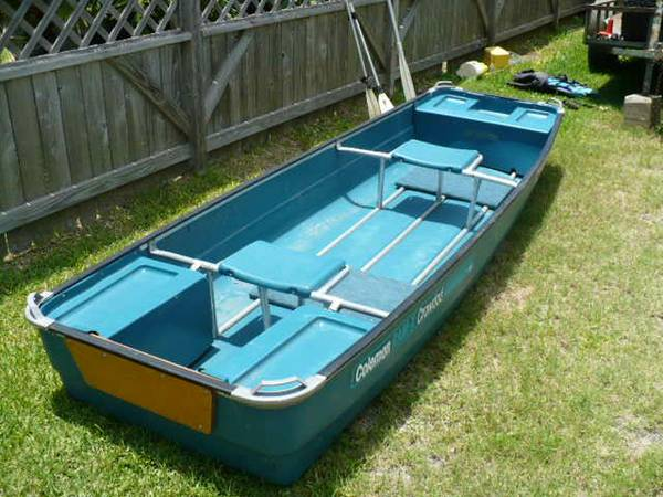 Coleman Ram-x Crawdad 11ft. - $600 (Ingleside on Bay)