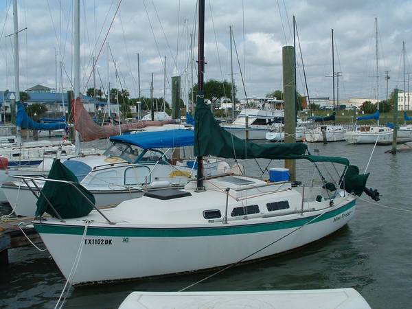 Starwind 22 Sailboat - $4000 (Port Lavaca)