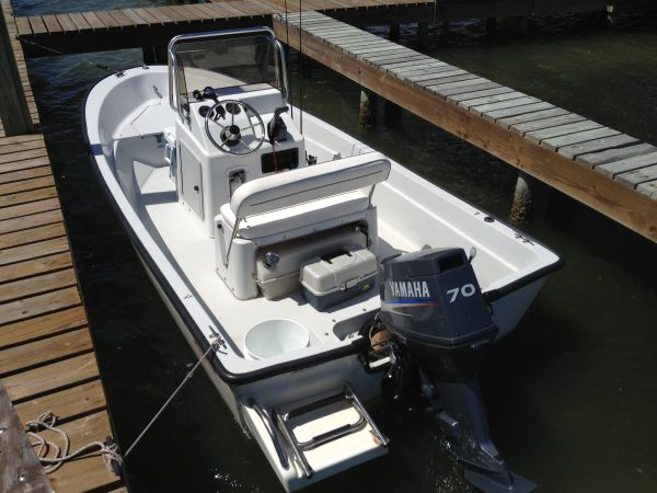 151 Dauntless Boston Whaler - $10000 (Corpus Christi,Texas)