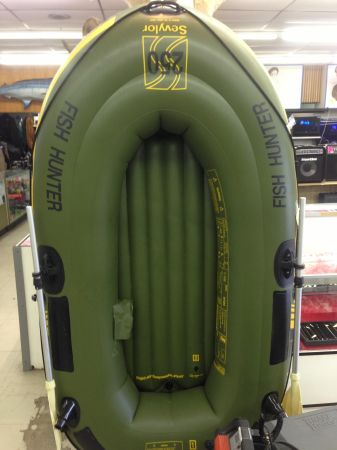 3 person inflatable raft - $150 (flour bluff)