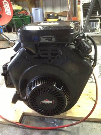 Flounder boat air motor for sale for Briggs and stratton outboard motors for sale
