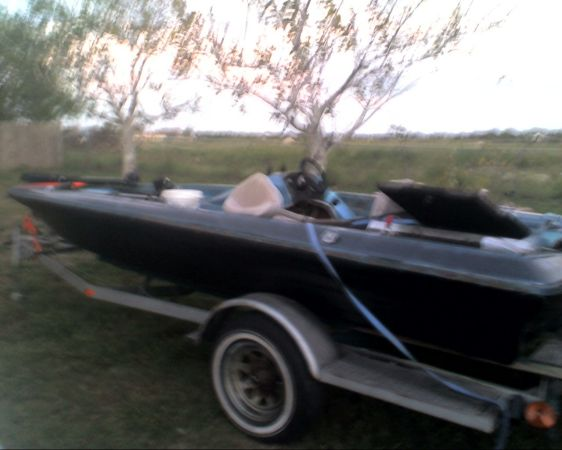 16.5 ft skeeter project