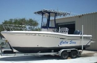 Grady White 20 Escape 209 - $20000 (Canyon Lake, TX)