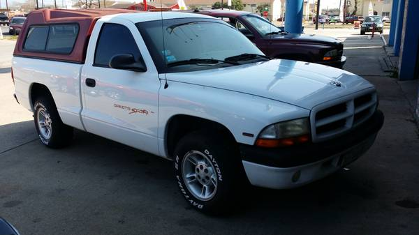 1998 Dodge Dakota -   x0024 3200  everhart