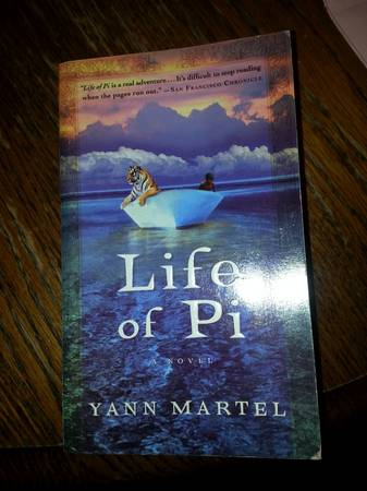 life of Pi  book -   x0024 3  calallen