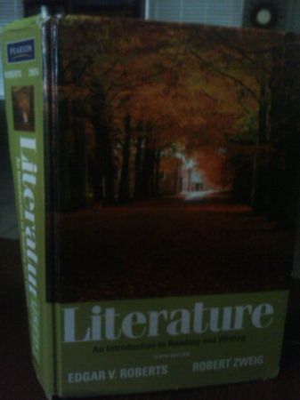 english 1302 book for sale - $40 (Corpus Christi)