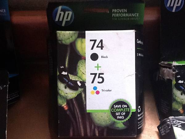 HP INK - ALL KINDS - BRAND NEW -   x0024 1  CC ALICE OG GW FREER