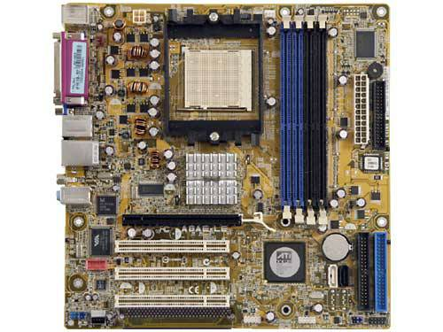Motherboard   ASUS A8AE-LE -   x0024 30