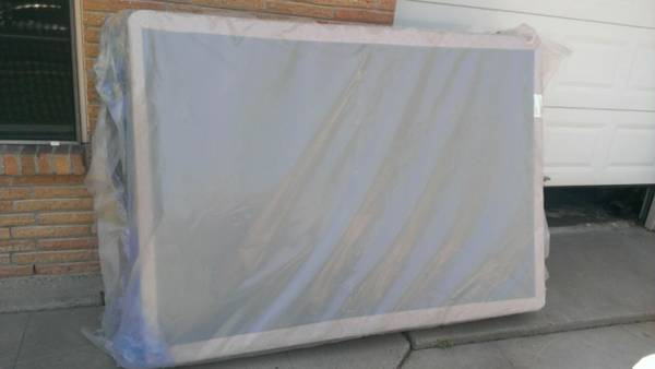 BRAND NEW FULL BOX SPRING ONLY - $20 (CORPUS CHRISTI)