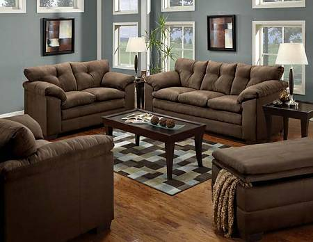 simmons sofa set - $799 (empire furniture)