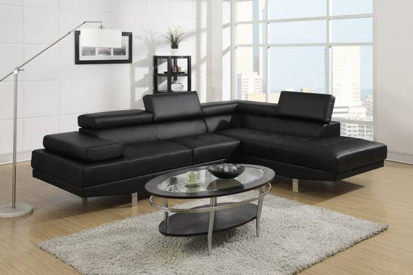 modern sectional - $1199 (empire furniture)