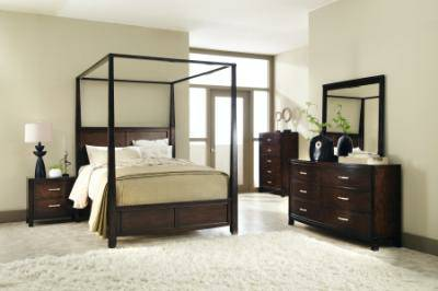 CANOPY BED - $1999 (EMPIRE FURNITURE)