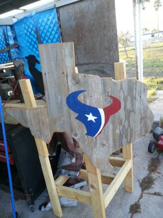 Homemade Rustic Furniture (robstown)