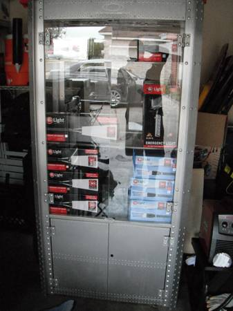 Oakley Aluminum Display Case - $200 (Portland)