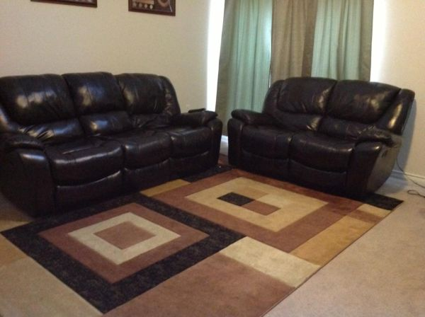 Leather Couches Brand New - $1800 (Corpus Christi)
