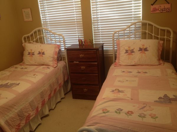 Matching Twin Beds Set - $700 (Portland)