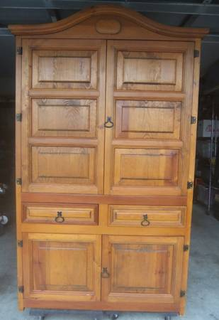 Rustic Bedroom Furniture - $600 (Southside)