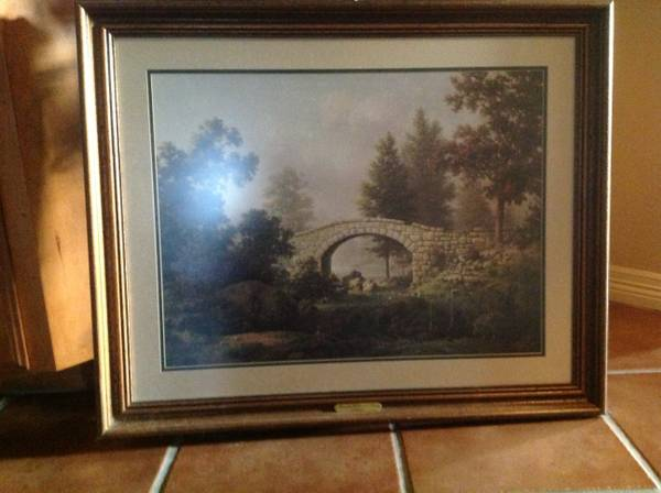 Dalhart Windberg Framed Print - $50 (The Island)