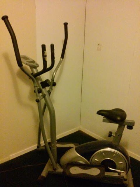 50  Exercise machine