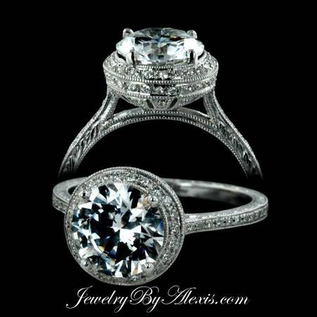 Elegant Diamond Engagement Rings with 50  financing  tx us