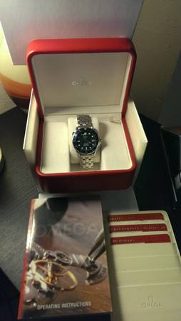 Omega Seamaster Professional Diving Automatic Watch w Box-Swiss Made -   x0024 1845  Corpus Christi