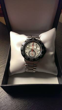 TAG Heuer Formula 1 Chronograph Diving Watch - Affordable Swiss Luxury -   x0024 455  Corpus Christi