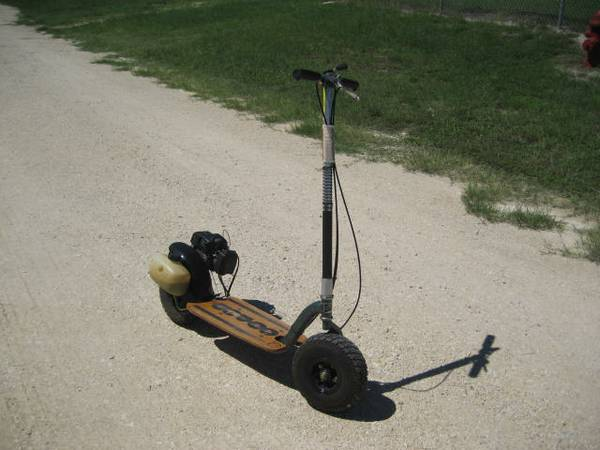 Go-ped Scooter - $250 (Rockport)