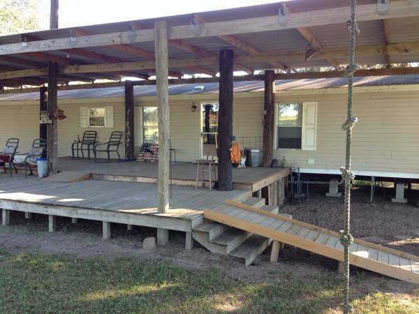 2002 Manufactured Home For Sale 3 2 bed  bath -   x0024 26000  George West  TX