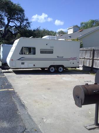 1999 Terry Ultralite 22ft travel trailer - $4000 (Rockport Texas)