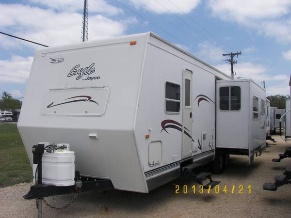 2003 36 Jayco Travel Trailer - $10000 (Blanco, Texas)