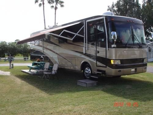 2001 Holiday Rambler Scepter - $65000 (Fulton, TX)