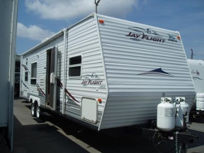 2006 Jayco travel trailer, deluxe package - $7500 (south Texas)