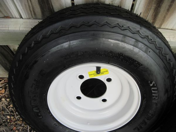 Trailer Tire New - $35 (Southside)