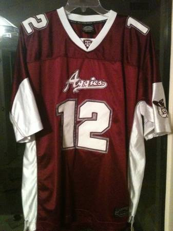 12th Man Jersey XL - $15 (Golds Gym Area)