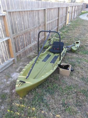 Freedom Hawk 12 Kayak - x0024850 (Flour Bluff)