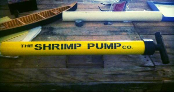 The Shrimp Pump Co.  - $30 (Port Aransas)