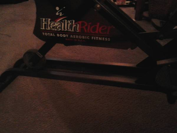 Health Rider total body aerobic fitness - $60 (Baytree apt)