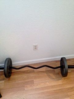 CLUB WEIDER 565 WEIGHT BENCH - $200 (C.C., TX)