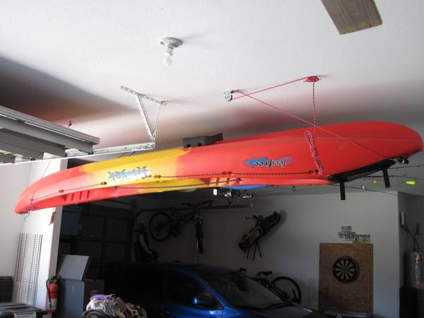 14.5 Ft Feel FreeTri-Yak (3 Person Kayak) For Sale - $800 (Flour Bluff)