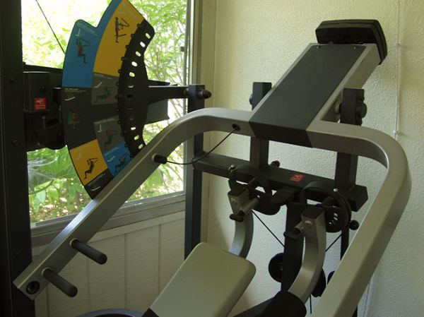 Precor USA S3.21 weight.. excercise machine - $1200 (c.c.)
