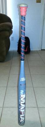 2013 Miken Mafia bat 0.5 oz. end-loaded - $180 (Rockport TX )