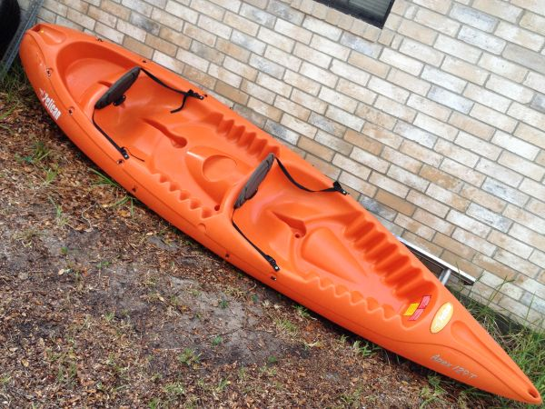 Pelican Apex 129t 2 seater kayak - $285 (Aransas Pass, TX )