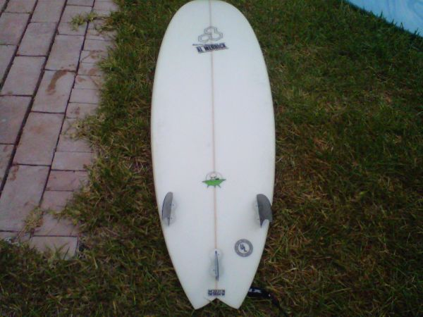 Al Merrick surfboard (Pod) 62 - $375 ((Corpus Christi,1mile from TAMUCC))
