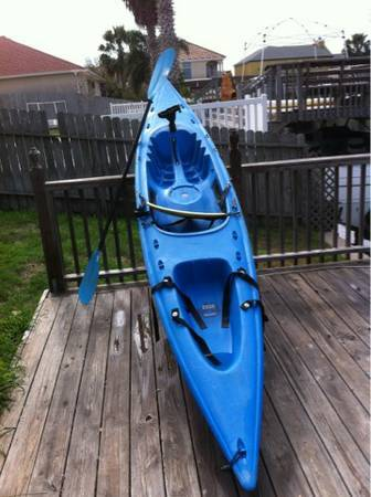 kayak price reduced for quick sale - $250 (calallen)
