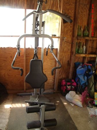 Precor Move Beyone Zuma Strength-Training Gym - $500 (Flour Bluff)