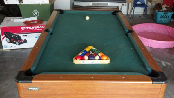 Pool Table (Flour Bluff)