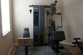Weider Club exercise station C4800 - $300 (Aransas Pass, TX)